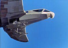 Hawk's ship (Buck Rogers in the 25th Century-season 2)