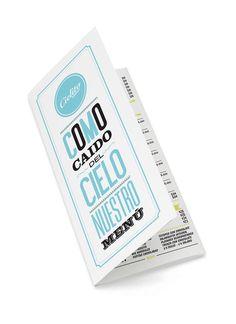 Cielito Querido Café, Mexico. Designed by Cadena + Asociados Branding.
