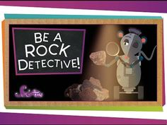 Be a Rock Detective!