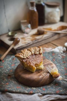 Salted Rose & Honey Pie — Adventures in Cooking
