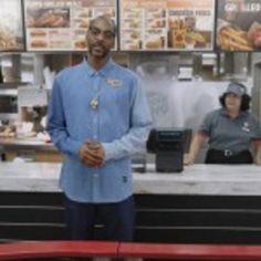 Video:  Snoop Dogg Touts Burger King's New Hot Dogs sydneys.news