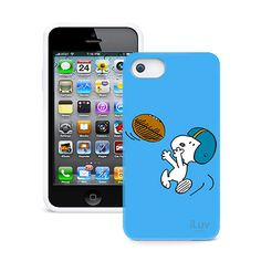 Snoopy iPhone 5 cases from iLuv! I love this entire collection.