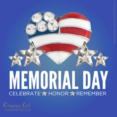 Memorial Day - Origami Owl® Social Media Graphic