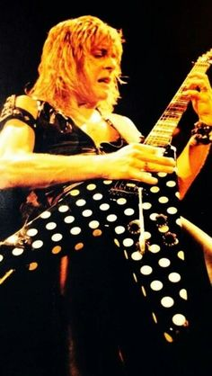 Diary of a Madman tour pic, 1982