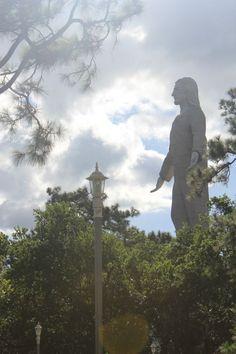 El Cristo del Picacho, Tegucigalpa Honduras, Mission Trip 2005 with Union University Nursing