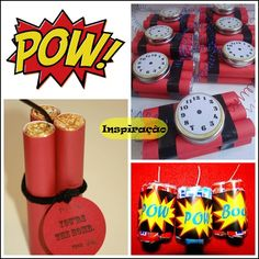 imagem de festa infantil dos super heróis - Pesquisa Google