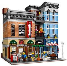 Lego Creator Detectives Office Modular Building Set