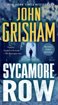"‎In this instant York Times bestseller, John Grisham delivers a classic legal thriller—with a twist.""Terrific…affecting…Grisham has done it again.""—Maureen Corrigan, The Washington Post ""A suspenseful thriller mixed wit… The Runaway Jury, Sycamore Row, Pelican Brief, The Rainmaker, John Grisham, Apple Books, Penguin Random House, The Brethren, Mystery Thriller"