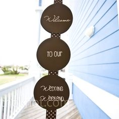 Welcome to Courtney's Bridal Shower Sign Idea!!