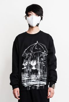 RAINGIRL Sweater – OMOCAT