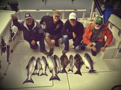 Join us for Juneau Fishing Charters that focus on Salmon, Halibut, and Rockfish. Halibut Fishing, Rockfish, Fishing Charters, Vancouver Island, British Columbia, Salmon, Atlantic Salmon, Sea Bass, Trout