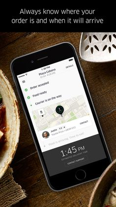 how to cancel uber eat order
