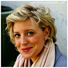 Loose Curls for Short Hair | Ma Nouvelle ModeMa Nouvelle Mode