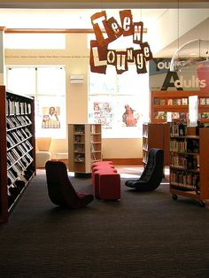 Teen library space, library signage, new teen, library inspiration, teen . Teen Programs, Library Programs, Dinner Recipes For Kids, Kids Meals, Teen Library Space, Library Signage, Library Inspiration, New Teen, Paper Crafts For Kids
