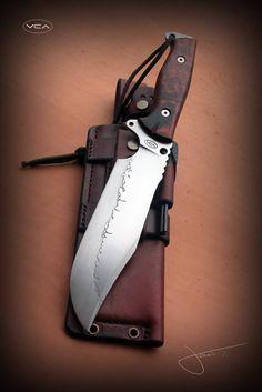 """VCA knives """"ranger 14"""""""