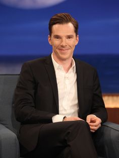 Every Time Benedict Cumberbatch Smiles, An Angel Gets His Wings #truestory