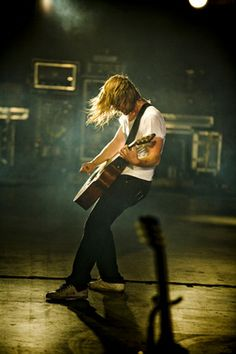 Jon Foreman - one of the best voices I've ever heard and one of the best writers around.