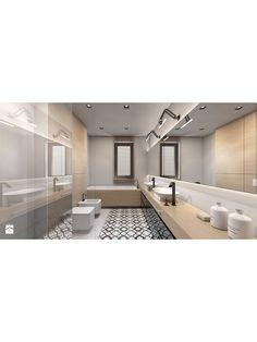 Łazienka styl Nowoczesny - zdjęcie od A2 STUDIO pracownia architektury