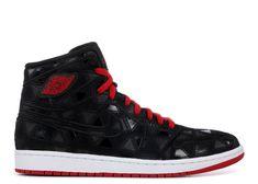 1c55ed8c38ee Aj 1 J2k High - Air Jordan - 401620 002 - black varsity red-white