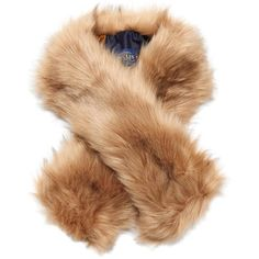 Women's Joules Roxie Faux Fur Scarf ($17) ❤ liked on Polyvore featuring accessories, scarves, winter, wrap shawl, faux fur scarves, fake fur scarves, fake fur shawl and faux fur shawl