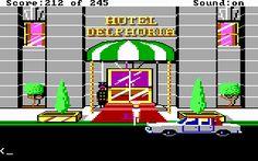 Police Quest 1 - Hotel Delphoria