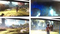 Vazam imagens de um suposto game exclusivo do Nintendo Switch.