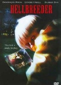 HELLBREEDER DVD USED (Free shipping)