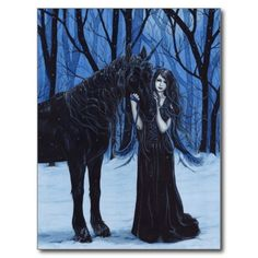 Gothic Unicorn and Fairy Postcard Yes I can say you are on right site we just collected best shopping store that haveThis Deals          Gothic Unicorn and Fairy Postcard Here a great deal...