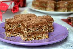 Prajitura durere | MiremircMiremirc Dessert Recipes, Desserts, Tiramisu, Cheesecake, Ice Cream, Cooking, Sweet, Ethnic Recipes, Bun Bun