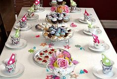 How to Throw a Delightful Child's Tea Party