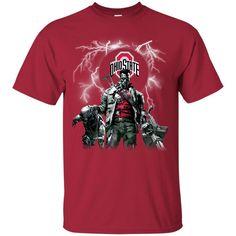 Guns Ohio State Buckeyes T Shirt – Best Funny Store