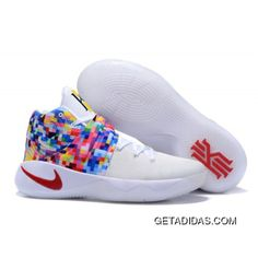 Nike Kyrie 2 Colorful White 2017 Basketball Shoes Cheap To Buy c8cf7d1eecb62