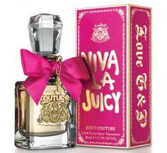 Perfumes importados femininos Viva La Julcy 100Ml