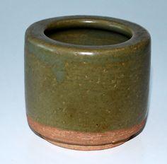 Axel Brüel, vase in stoneware. Nymölle Denmark.