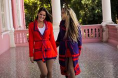 -Tapado chic tejido  -Mini tejida     -Sacon chic tejido   -Mini tejida Vest, Mini, Jackets, Fashion, Modern Women, Seasons, Fall Winter, Tejido, Feminine