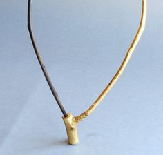 Agelio Batle: « Branch » Necklace