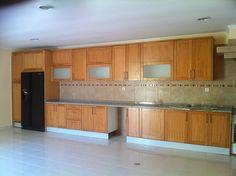 Cozinha.Realizado por Toc Toc Carpintaria.