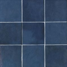 Bedrosians Cloe Blue x Glossy Ceramic Wall Tile at Lowe's. The Cloe collection is a hand crafted artisan style ceramic wall tile. Ceramic Mosaic Tile, Ceramic Subway Tile, Glazed Ceramic, Patio Tiles, B 13, Tiles Texture, Blue Tiles, Decorative Tile, Color Tile