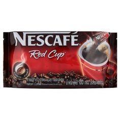 Nescafé Red Cup Instant Coffee X 50 Pcs >>> Click image to read more details. Nescafe, Instant Coffee, Healthy Drinks, Beverages, The Originals, Red, Ebay, Sticks, Group