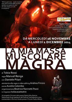 La Mia Massa Muscolare Magra - la locandina 2014