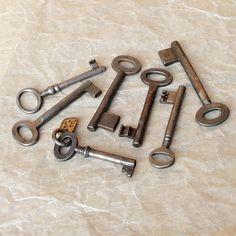 Čištění kovu a odstranění rzi. | Miltika blog Measuring Spoons, Cleaning, Home Cleaning