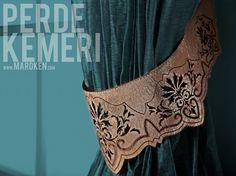 Deri perde kemeri olsa... Curtain belt, and it's made by leather...  Buradan Satın Al: http://goo.gl/XIdZqk  #deri #perde #deriperde #perdekemeri #evtekstili #icmimari #leather #curtain #leathercurtain #curtainbelt #homedecor #housedecor #hometextile #interiordesign #style #izmir #denizli #aydın #vscocam #accessories #stylish #dekorasyon #evdekorasyonu #dekorasyonfikirleri #ofis #novusventus #egeperla #mistralizmir #folkarttowers #love