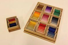 Alternatives: Montessori : Materiale didattico by Gonzagarredi