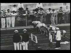 Watch clips of Owens from the 1936 Olympics and learn about the backdrop of the games in Nazi Germany