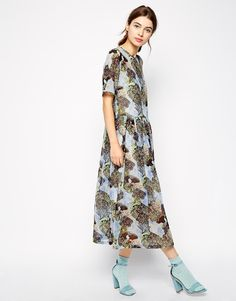 Antipodium+Fauxhemia+Dress+in+Underwater+Print £285 http://www.asos.com/ASOS/ASOS-Wide-Culottes-in-Graphic-Print-co-ord/Prod/pgeproduct.aspx?iid=5078750&cid=19632&sh=0&pge=0&pgesize=36&sort=-1&clr=Khaki+print&totalstyles=355&gridsize=3