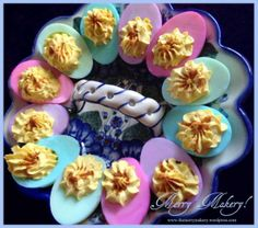 pastel-eggs
