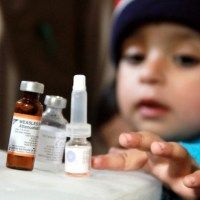 Data reveals Measles Outbreak, has nothing to do with Non-vaccination trends...