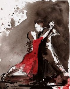 According to experts, salsa dancing can burn up as many as 10 calories per minute. Tango Art, Tango Dance, Argentine Tango, Shall We Dance, Romantic Photos, Salsa Dancing, Dance The Night Away, Lovers Art, Poster Prints