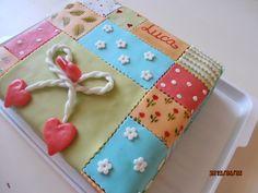 patchwork torta