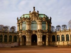 Zwinger Palace -Dresden, Germany